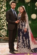 Ahmed Hassan and Nosheen Ismail Valima