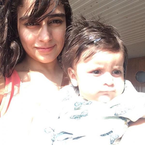 Alishba Yousuf baby boy