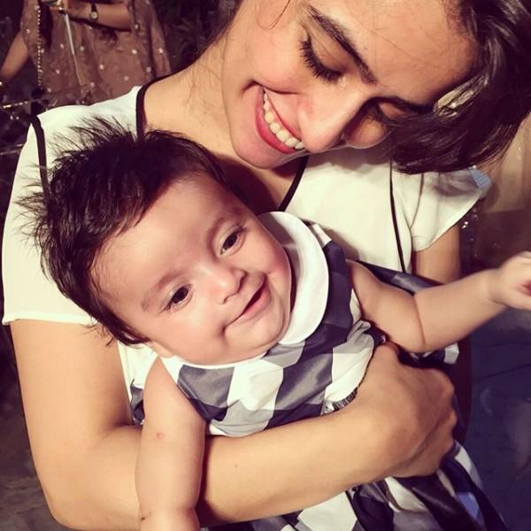 Alishba Yousuf baby pic