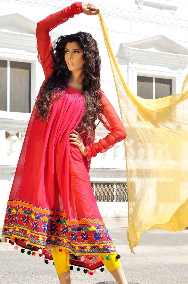 Pakistani Summer Dresses