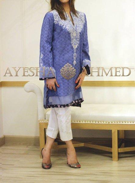 Ayesha Ahmed Summer Dresses 2016 Volume I For Women0011