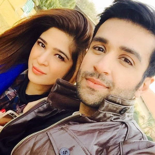 Ayesha Omer and Azfar Rehman