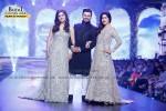 Ayesha Sana Saim Shaista Lodhi at Bridal Couture Week