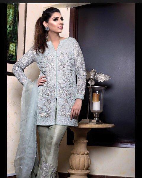 Ayesha Somaya Summer Dresses 2016 For Women003