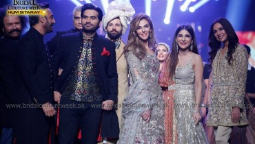 Bridal Couture Week 2016 Day 1 Ayesha Omer Humayun Saeed Adnan Siddiqui