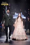 Armeena Rana Khan at Bridal Couture Week 2016 Day 1