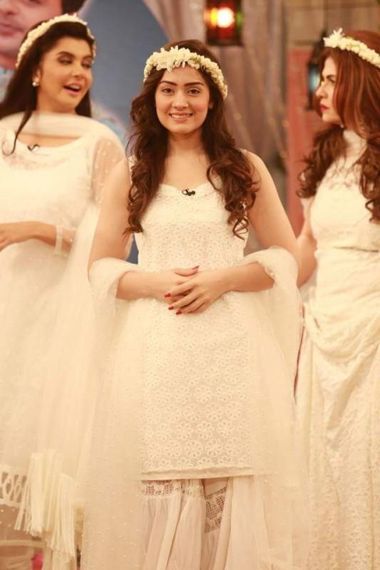 Bridal Shower celebrated in Good Morning Pakistan (3)