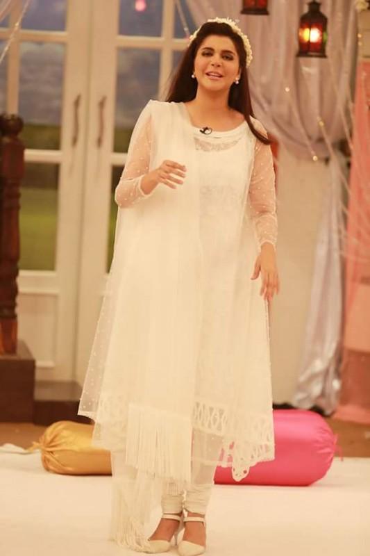 Bridal Shower celebrated in Good Morning Pakistan (4)