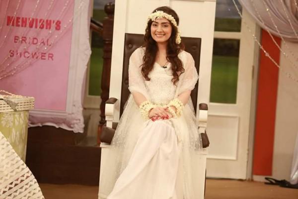 Bridal Shower celebrated in Good Morning Pakistan (6)