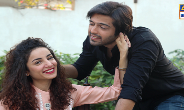 Fahad Mustafa and Sarwat Gillani