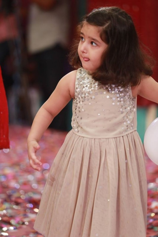 Fasial Qureshi daughter Ayat