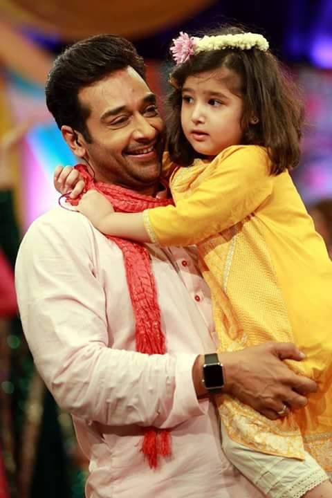 Latest Clicks Of Faisal Qureshi's Youngest Daughter Ayat