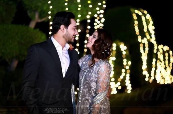 Fatima Effendi and Kanwar Arslan