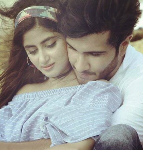 Feroze Khan and Sajal Ali Photoshoot