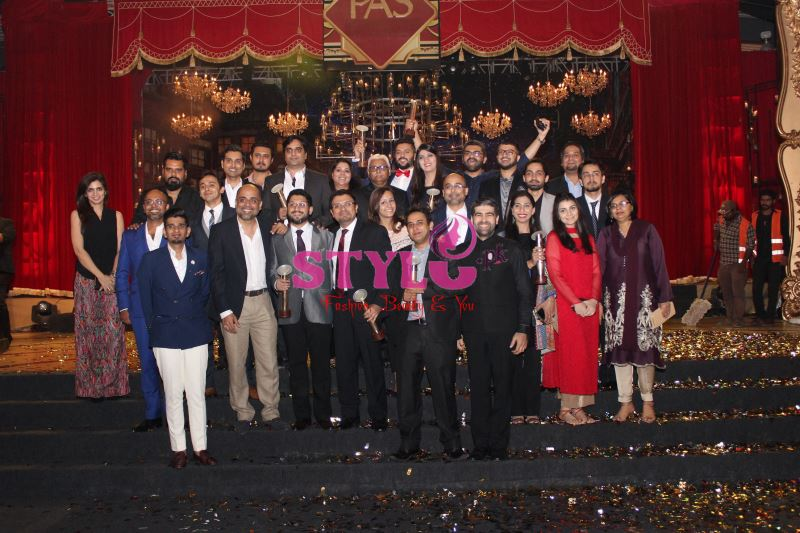 Group Photo of Winners PAS Awards 2016 (2)