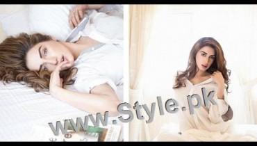 See Iman Ali's photoshoot for OK Pakistan