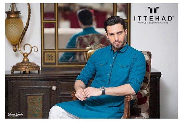 Ittehad Textiles Summer Dresses 2016 For Men006