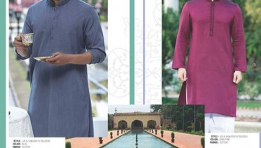 Junaid Jamshed Eid Dresses 2016 For Men0012