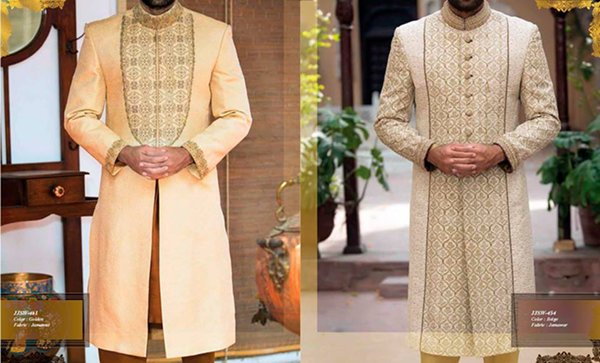Junaid Jamshed Sherwani Collection 2016 For Men009