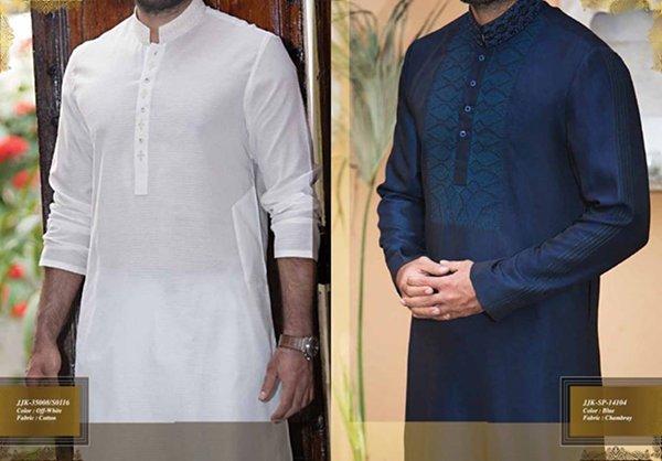 Junaid Jamshed Summer Kurtas 2016 For Men008