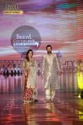 Mansha Pasha and Tipu at Bridal Couture Week