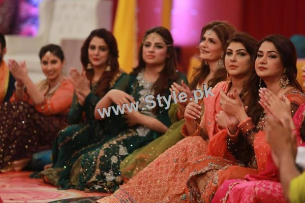 Mehndi trends showcased in Good Morning Pakistan (12)