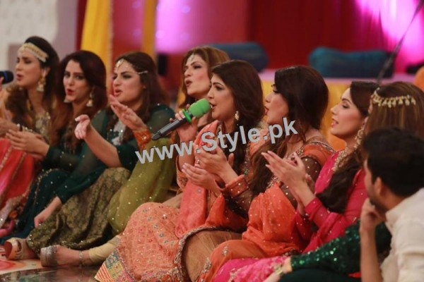 Mehndi trends showcased in Good Morning Pakistan (13)