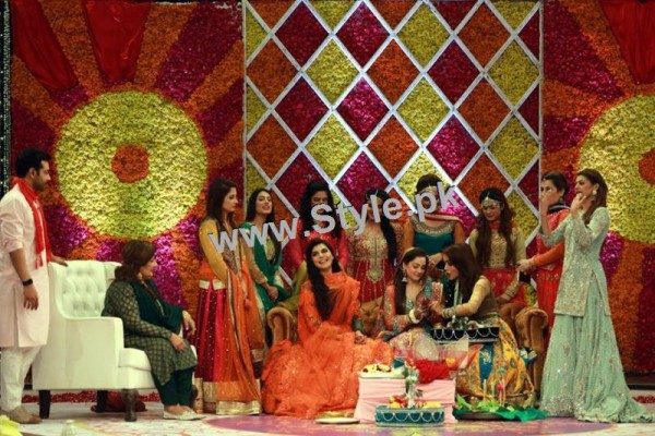 Mehndi trends showcased in Good Morning Pakistan (15)