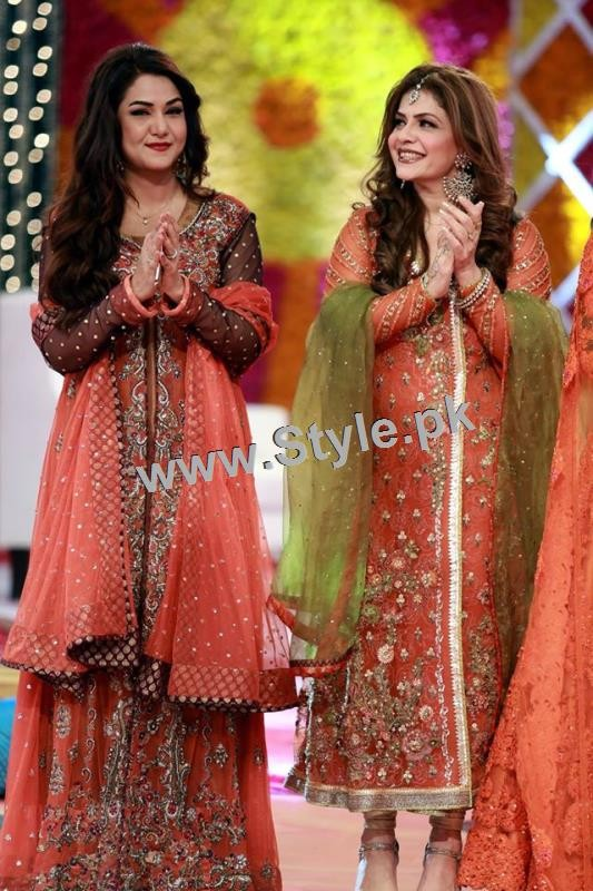 Mehndi trends showcased in Good Morning Pakistan (21)