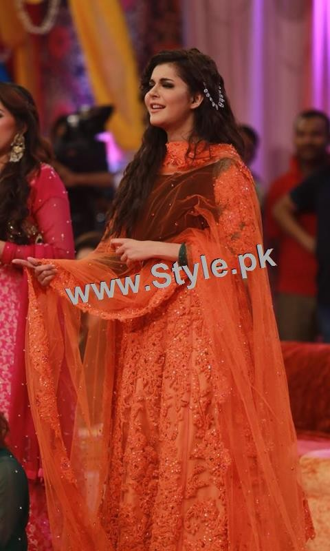 Mehndi trends showcased in Good Morning Pakistan (7)