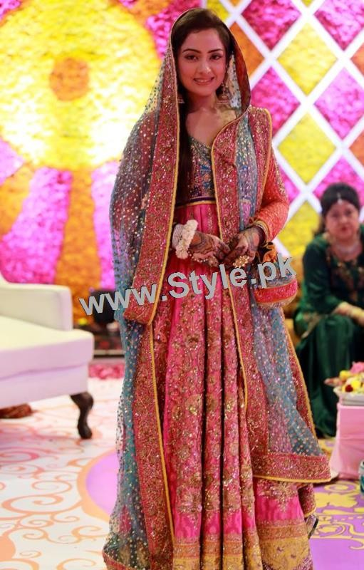 Mehndi trends showcased in Good Morning Pakistan (8)