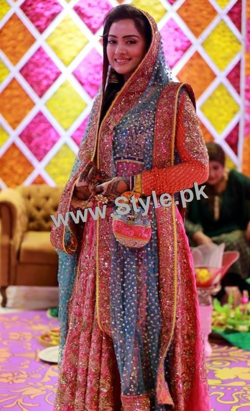 Mehndi trends showcased in Good Morning Pakistan (9)