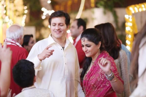 Nadia Jameel Husband photo