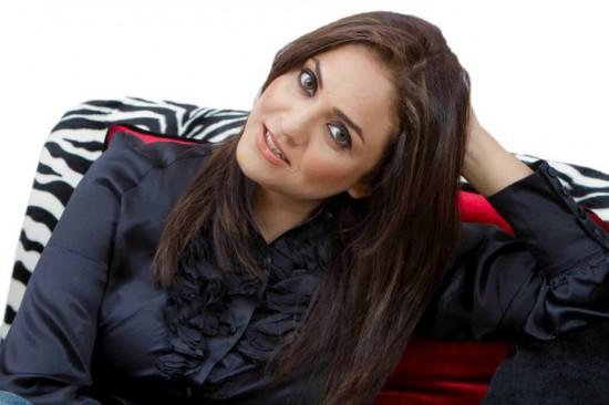 Nadia Khan age