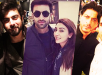Pakistani celebrities with Bollywood celebrities