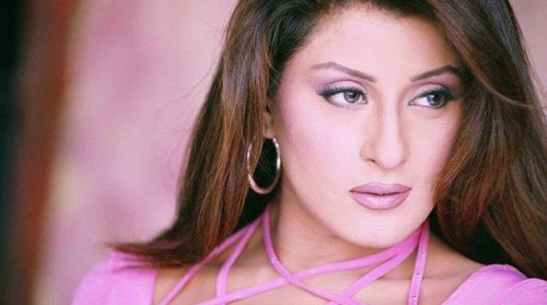 Pakistani film actress Laila