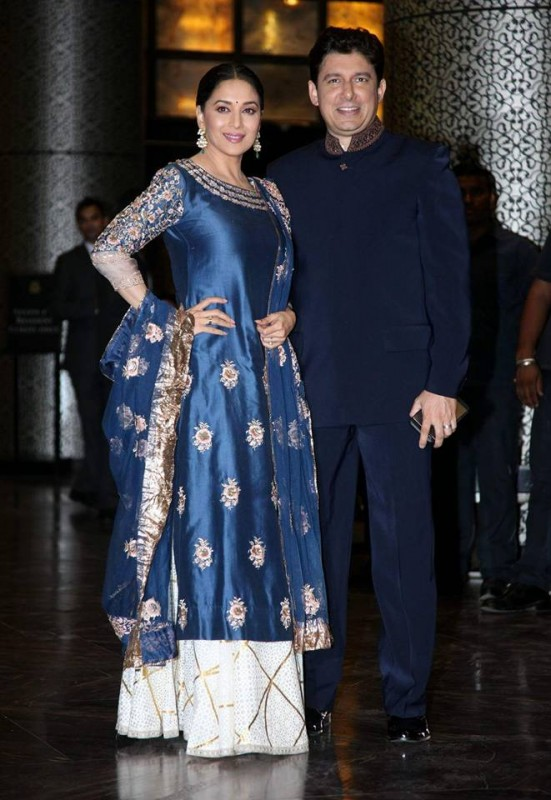Preity Zinta and Gene Goodenough's reception Pictures (9)