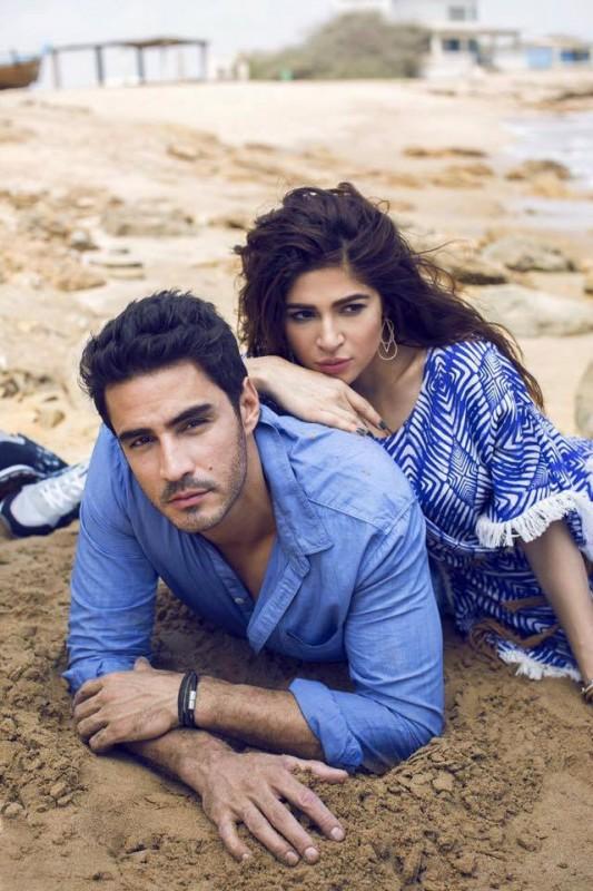 Recent Clicks of Ayesha Omar and Sikandar Rizvi (13)