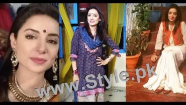 See Recent Pictures of Sarwat Gillani as Hindu girl