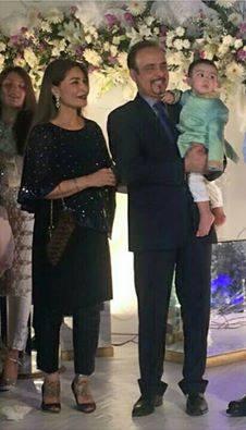 Reema Khan baby