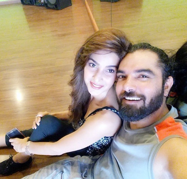 Saba Qamar and Yasir Hussain film