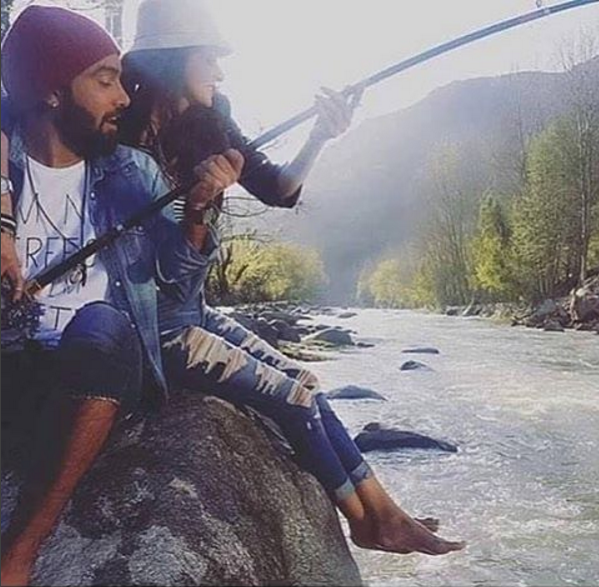 Saba Qamar and Yasir Hussain pics
