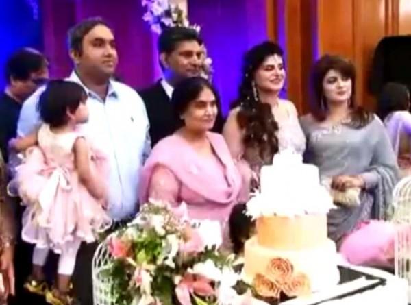 Samiah Khan Wedding Pics