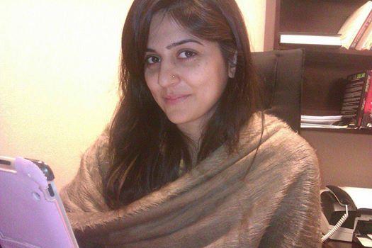 Sanam Baloch Without Makeup