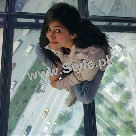 Sanam Baloch is enjoying her vacations in USA (4)