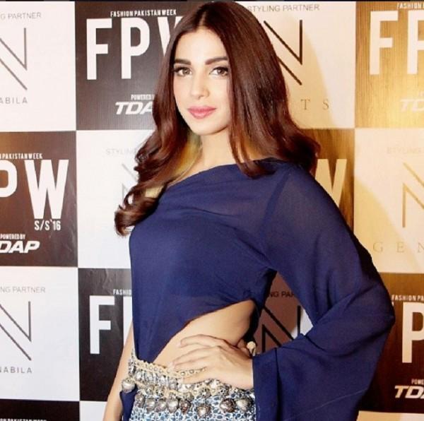 Sonya Hussain Tummy