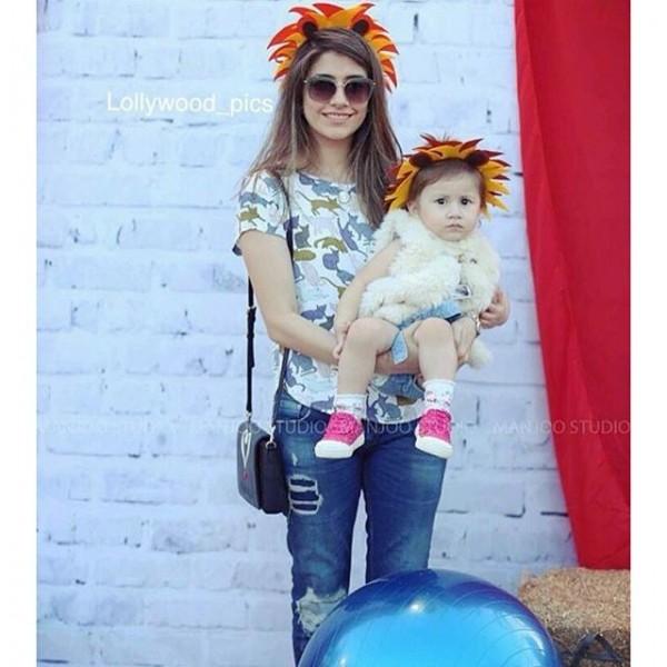 Syra Shehroze daughter
