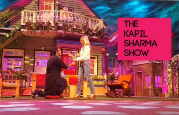 Wasim Akram proposed his wife Shaneira in Kapil Sharma Show (2)
