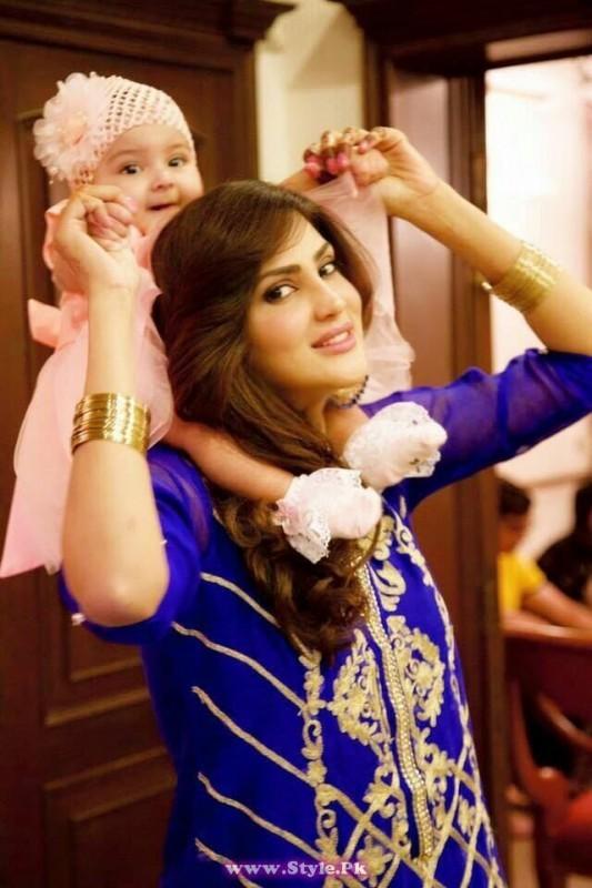 daughter of Fiza Ali