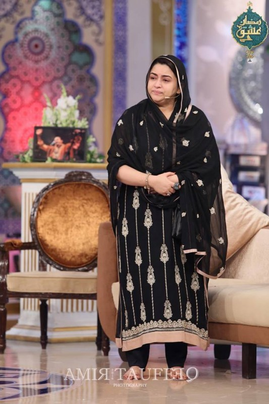 A-Plus has cancelled Game Show in respect for Amjad Sabri (3)